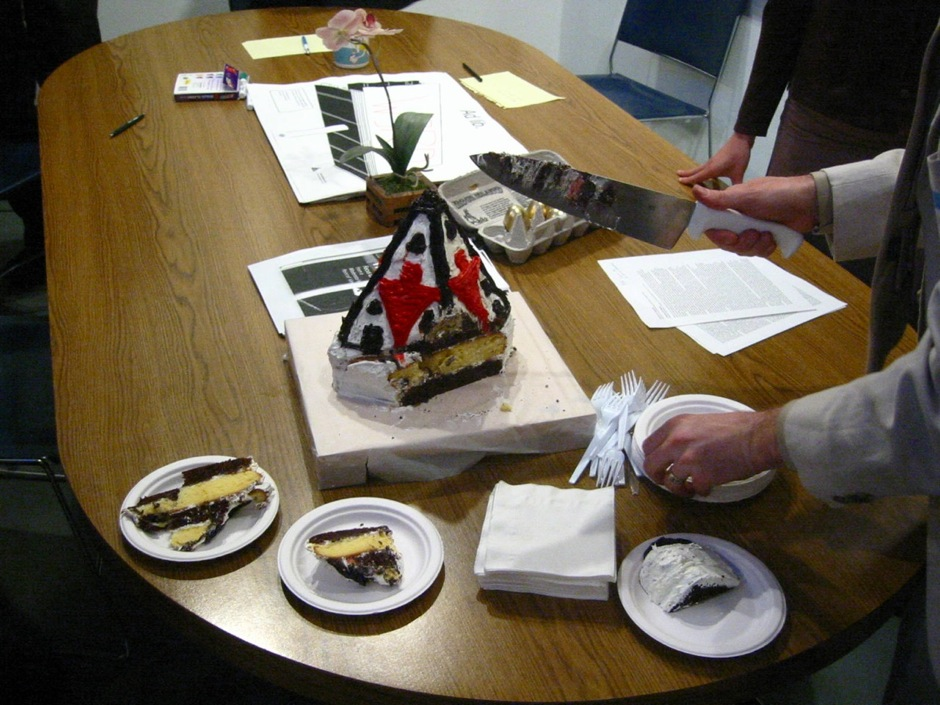 The AAA cake