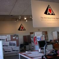 Anti-Advertising Agency office