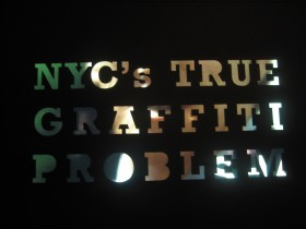 Light Criticism - NYCs True Graffiti Problem