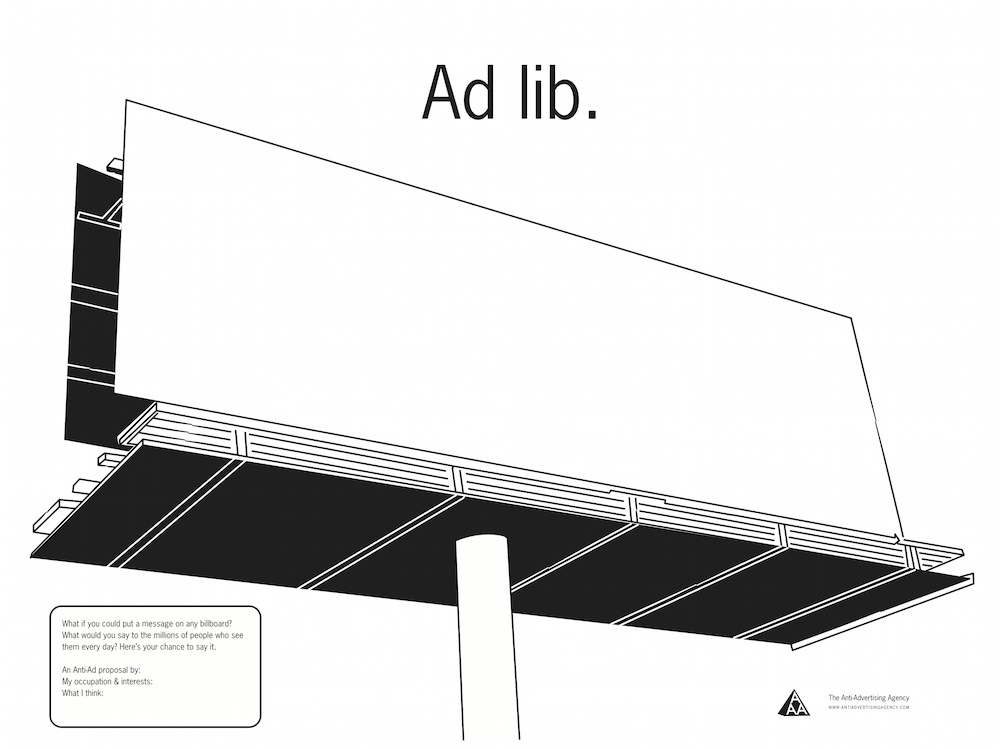 Ad Lib Poster Project