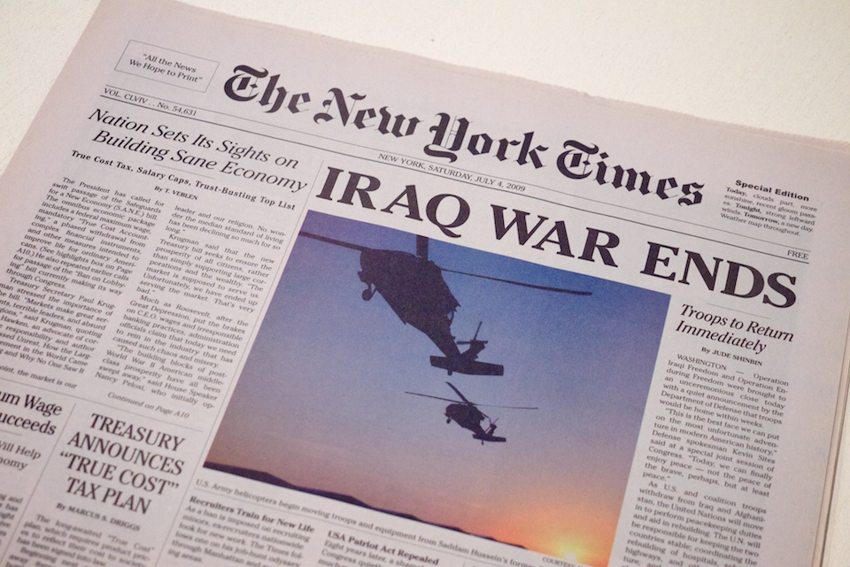 The NY Times Special Edition