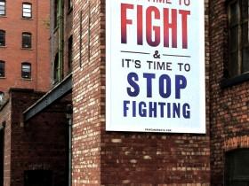 Steve Lambert - It's Time to Fight - Manchester